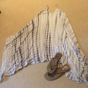 2 Love tie dye dress